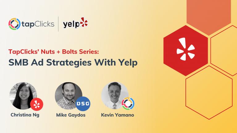 Ad Strategies w Yelp