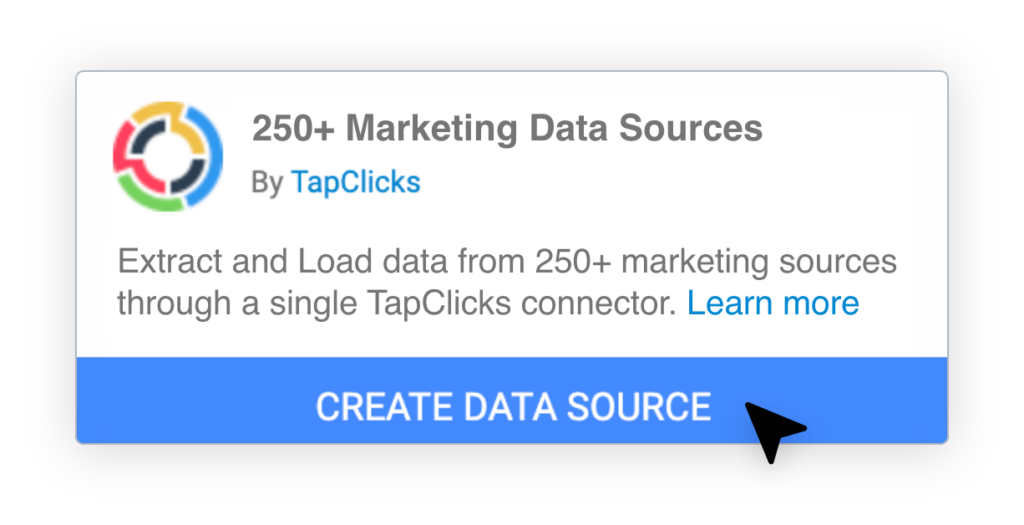 250+ Marketing Data Sources