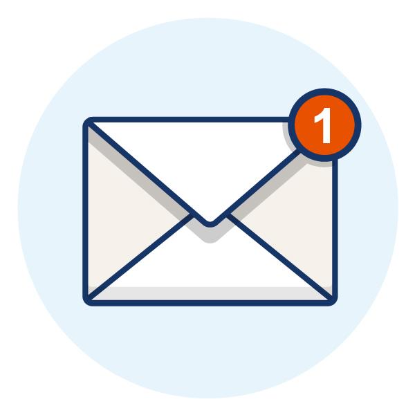 Email Icon Tapclicks