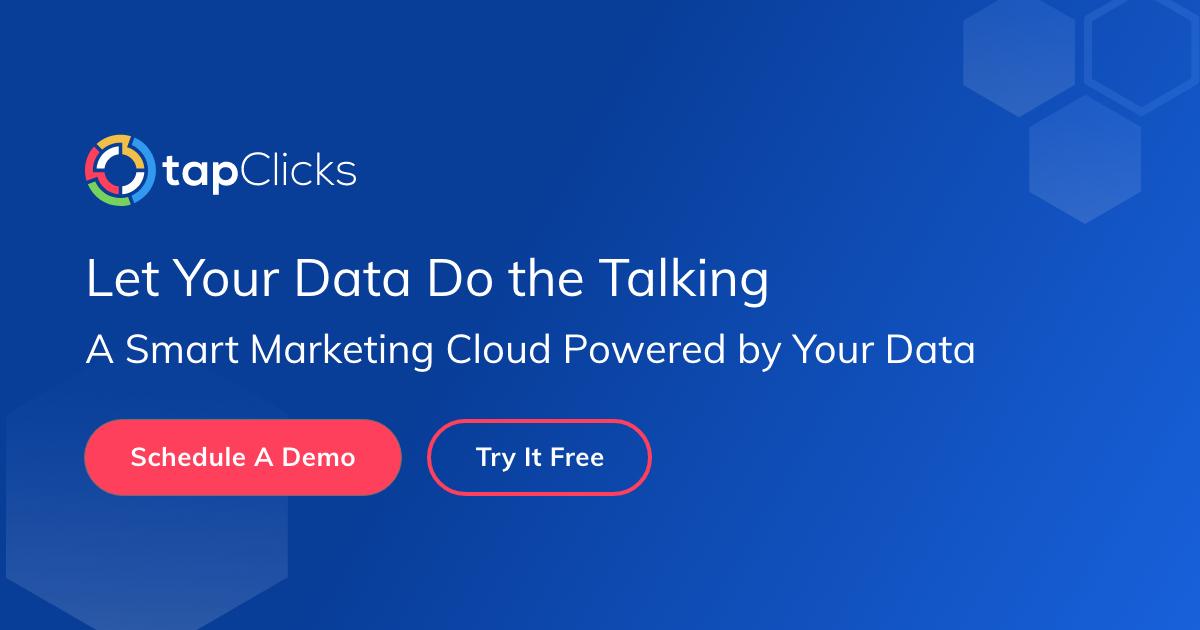 TapClicks: The Smart Marketing Cloud