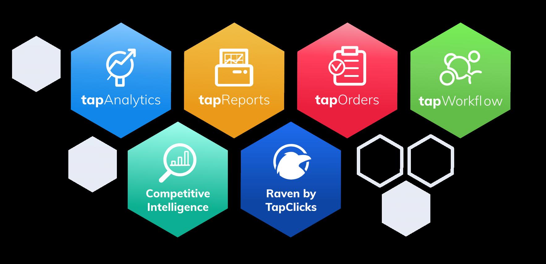 TapClicks Smart Marketing Cloud