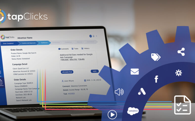 TapClicks Streamlines Agency Operations