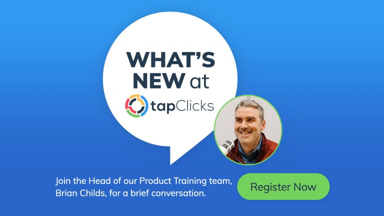 Whats New at Tap