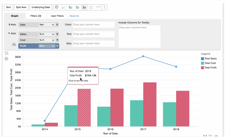 Best Reporting Tools #3: Zoho Analytics