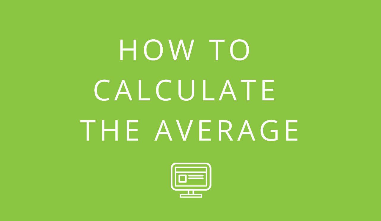 Calculate Average
