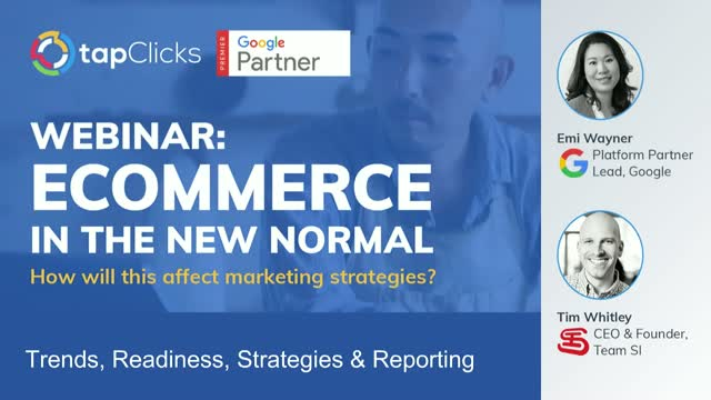 Ecommerce In the New Normal